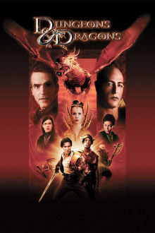 Dungeons & Dragons: Wrath of the Dragon God The Movie