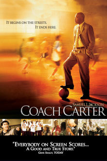 Coach Carter The Movie