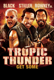 Tropic Thunder The Movie