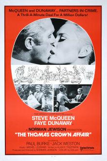 The Thomas Crown Affair The Movie