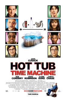 Hot Tub Time Machine The Movie
