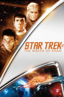 Star Trek II: the Wrath of Khan The Movie