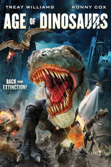 Age of Dinosaurs The Movie