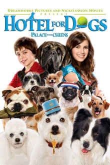 Palace pour chiens The Movie