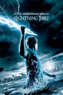 Percy Jackson and the Olympians: The Lightning Thief The Movie