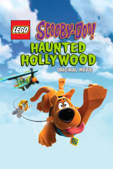 Lego Scooby-Doo: Haunted Hollywood The Movie