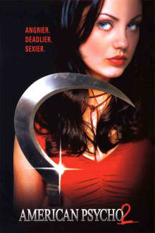 American Psycho II: All American Girl The Movie