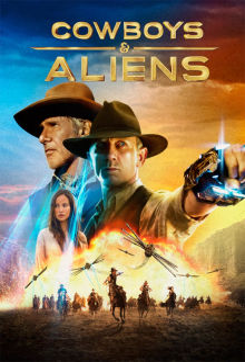 Cowboys & Aliens The Movie