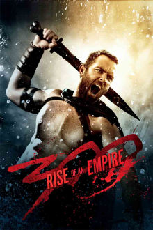 300: Rise of an Empire The Movie