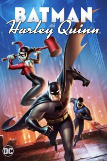 Batman and Harley Quinn The Movie