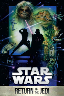 Star Wars: Return Of The Jedi The Movie