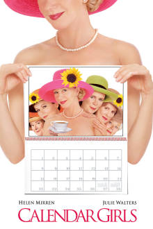 Calendar Girls The Movie