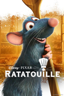 Ratatouille (VF) The Movie