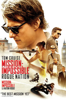 Mission: Impossible - La nation Rogue The Movie