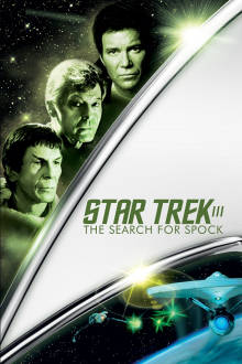 Star Trek III: The Search For Spock The Movie