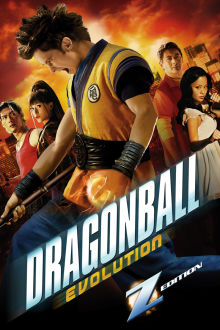 Dragonball Evolution The Movie