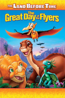 The Land Before Time XII: The Great Day of the Flyers The Movie