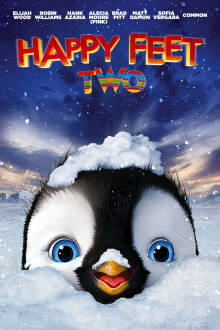 Happy Feet Two The Movie