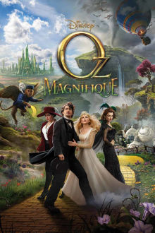 Oz le magnifique The Movie
