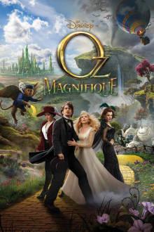 Oz le magnifique The Movie