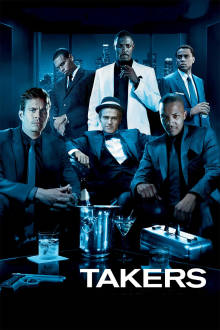 Takers The Movie
