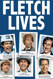 Fletch Lives The Movie