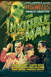 Invisible Man The Movie