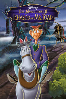 The Adventures of Ichabod and Mr. Toad The Movie