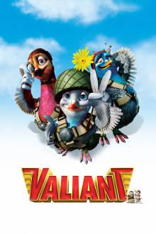 Valiant The Movie