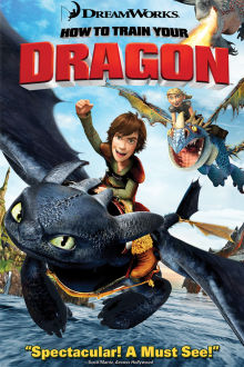 How to Train Your Dragon The Movie