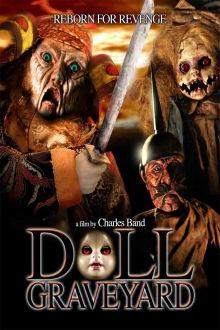 Doll Graveyard The Movie