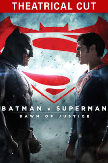 Batman v Superman: Dawn of Justice The Movie