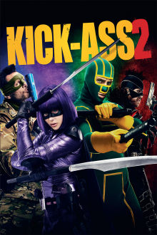 Kick-Ass 2 (VF) The Movie