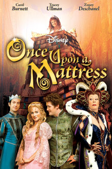 Once Upon a Mattress The Movie