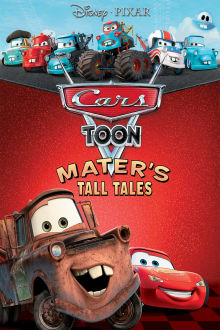 Cars Toons: Mater