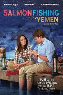 Salmon Fishing in the Yemen The Movie