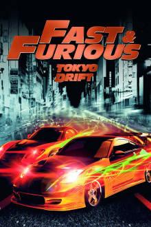 Rapides et dangereux: Tokyo Drift The Movie