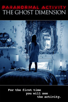 Paranormal Activity: The Ghost Dimension + Bonus HD The Movie