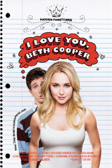 I Love You, Beth Cooper The Movie