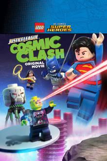 Lego DC Comics Super Heroes: Justice League: Cosmic Clash The Movie