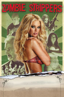 Zombie Strippers! The Movie