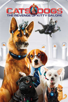 Cats & Dogs: Revenge of Kitty Galore The Movie