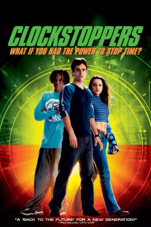 Clockstoppers The Movie