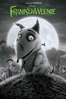 Frankenweenie (VF) The Movie