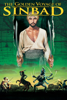 The Golden Voyage of Sinbad The Movie