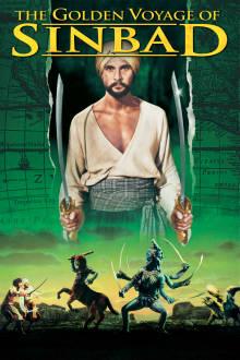 The Golden Voyage of Sinbad The Movie