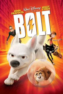 Bolt The Movie