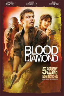 Blood Diamond The Movie