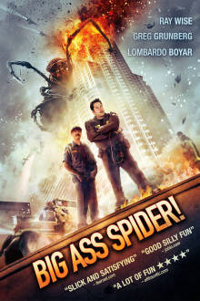 Big Ass Spider! The Movie