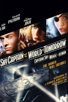 Capitaine Sky et le monde de demain The Movie